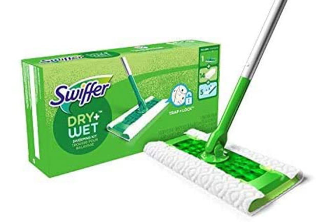How to Use a Swiffer to Clean Floors (and So Much More)